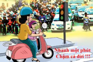 Nghị luận về tai nạn giao thông ở Việt Nam