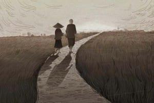 Phân tích người vợ nhặt trong tác phẩm Vợ nhặt