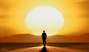 hạnh phúc không phải là đích đến mà là một cuộc hành trình