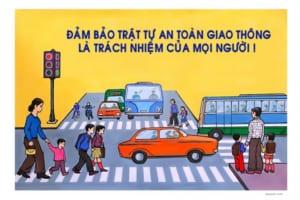 Nghị luận về vấn đề tai nạn giao thông hiện nay