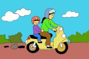 giáo dục an toàn giao thông trong trường học