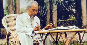 Phân tích bài thơ Tảo giải của Hồ Chí Minh