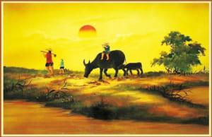 Phân tích bài thơ Xúc cảnh của Nguyễn Đình Chiểu