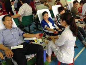 Nghị luận về phong trào hiến máu nhân đạo